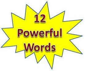 Descriptive Words for Job Applications and Resumes - most
